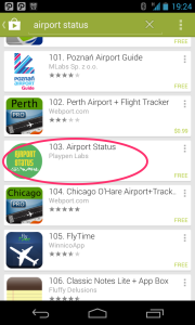 airport-status-app